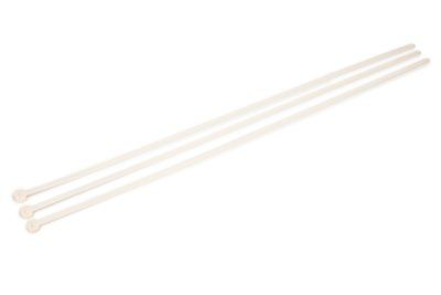 3M CT15NT50-C 100/Bag 15 Inch Natural 50 lb Cable Tie
