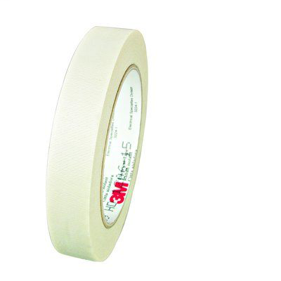 Mayer-3M Glass Cloth Electrical Tape 69, 3/4 in x 66 ft, White-1