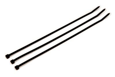 3M CT11BK50-D 500/Bag 11 Inch Black 50 lb Cable Tie