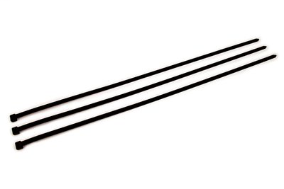 3M CT24BK175-L 50/Bag 24 Inch Black 175 lb Cable Tie