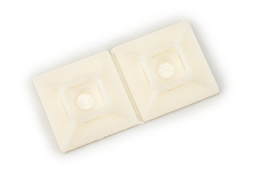 Adhesive Bases for Wire Ties