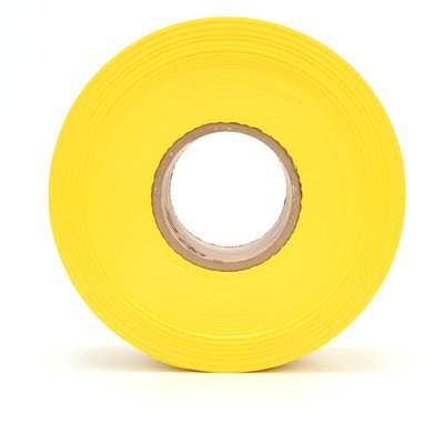 3M 364 3 Inch x 1000 Foot Yellow Caution Buried Electric Line Below Tape
