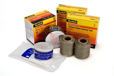 3M 3104 Mining Tape Splice Kit 2kV