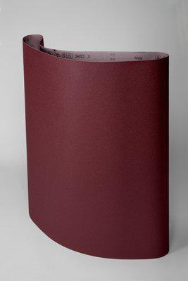 3M Cloth Belt 340D, 37 in x 60 in P180 X-weight, 5 per case