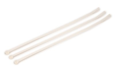 3M CT11NT50-D 500/Bag 11 Inch Natural 50 lb Cable Tie