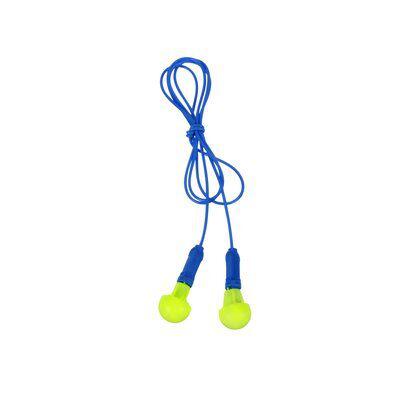 3M Industrial Safety 318-1001 400 Pair/Case Corded Earplug