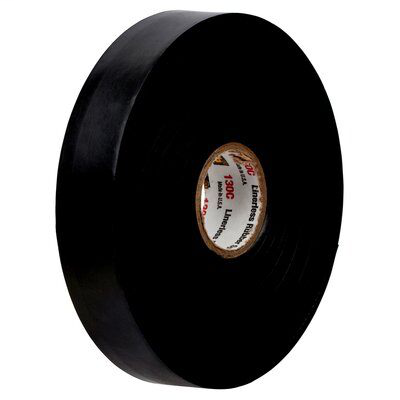 3M 130C-3/4x30FT Linerless Rubber Tape