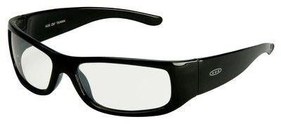 3M Industrial Safety 70071539392 11216-00000-20 Moon Dawg Mirror Lens Black Frame 20/Case Safety Eyewear