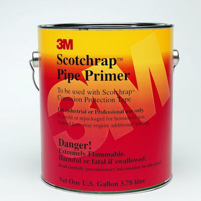 3M Electrical SCOTCHRAP-PRIMER 1 Gallon Can Pipe Primer