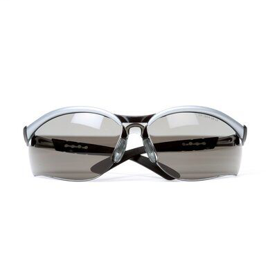 3M Industrial Safety 11381-00000-20 Silver Frame Gray Anti-Fog Lens Protective Eyewear