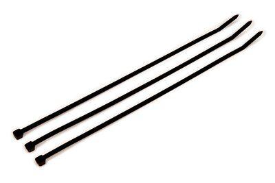 3M CT11BK50-C 100/Bag 11 Inch Black 50 lb Cable Tie