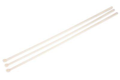 3M CT36NT175-L 50/Bag 36 Inch Natural 175 lb Cable Tie