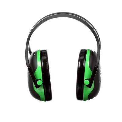 3M X1A Over-The-Head 10/Case Earmuffs Hearing Conservation