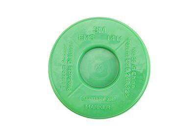 3M Disk Marker 1414-XR, 5 ft Range, Wastewater, Not for Direct Bury