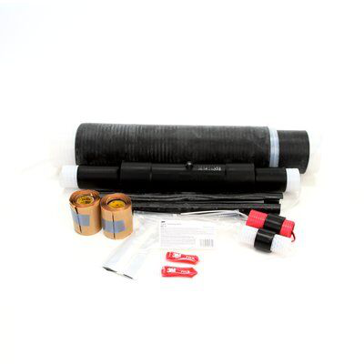 3M Cold Shrink QS-III Splice Kit 5415A, CN and JCN Cable, 15 kV, 2-4/0 AWG (35-95 mm²), 1/case