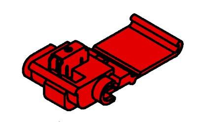 MMM 558BOX SELF STRIP TAP CONN