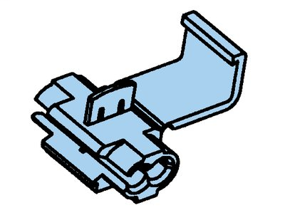 3M 560-BOX 100/Box IDC Connector