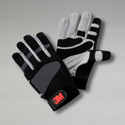 MMM WGXL-1 GRIPPING MATERIAL WORK GLOVES - XTRA LARGE