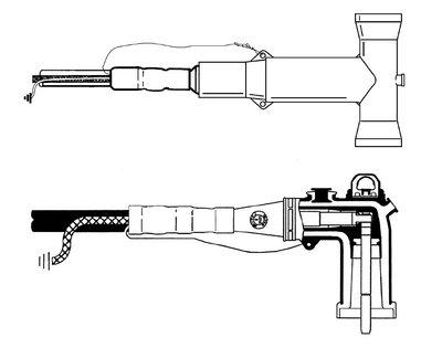 3M Cold Shrink Shield Adapter Kit 8461