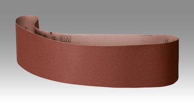 3M 67175 Cloth Belt 361F, 6 in x 90 in P240 XF-weight, 20 per case