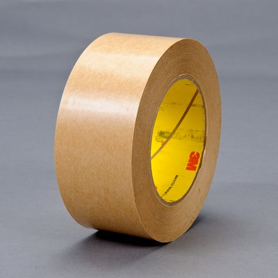 3M Adhesive Transfer Tape 465 Clear, 2 in x 60 yd 2.0 mil, 24 per case Bulk