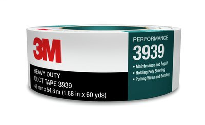 3M 3939 2-IN-X-60YD TARTAN DUCT TAPE