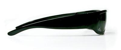 MMM 11215-00000-20 MOON DAWG BLACK FRAME GRAY ANTI-FOG LENSES