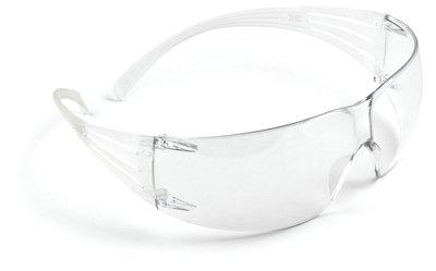 MMM SF-201AF CLEAR SAFETY GLASSES
