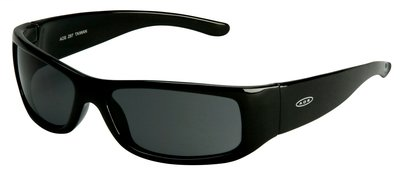 MMM 11215-00000-20 MOON DAWG BLACK FRAME GRAY ANTI-FOG LENSES
