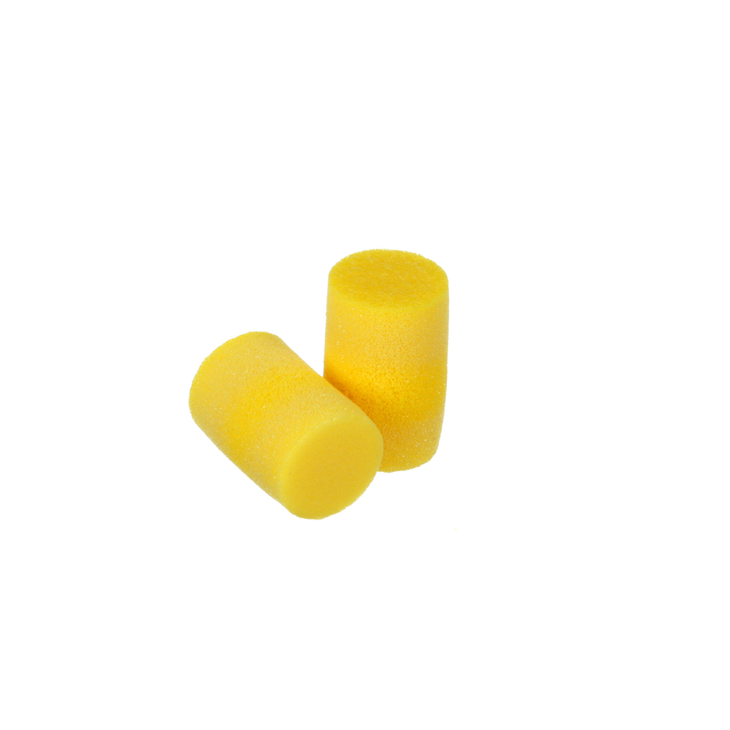 3M Industrial Safety 310-1001 2000 Pair/Case 29 dB Uncorded Earplug
