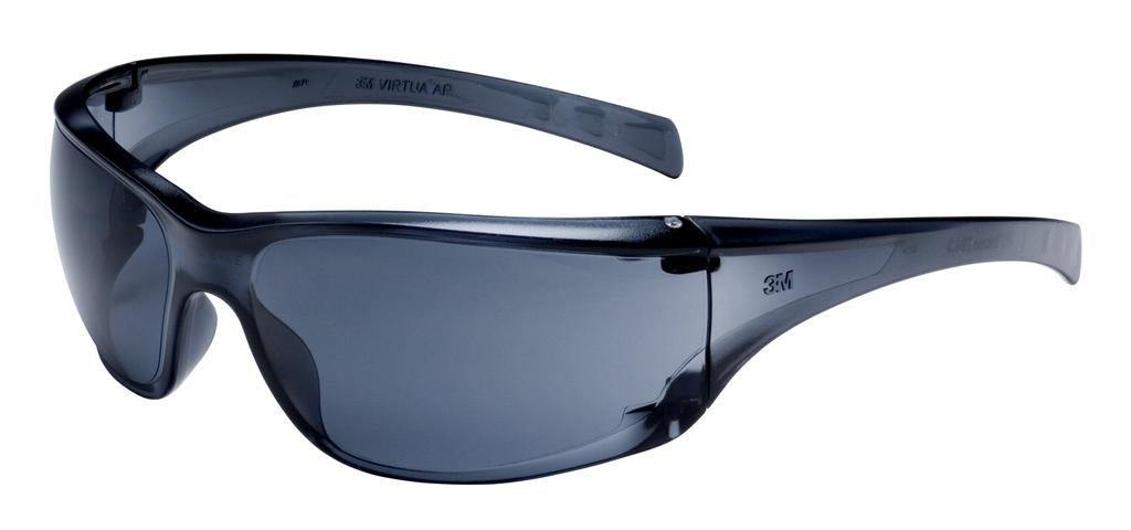 3M Industrial Safety 11815-00000-20 Gray Hard Coat Lens Protective Eyewear