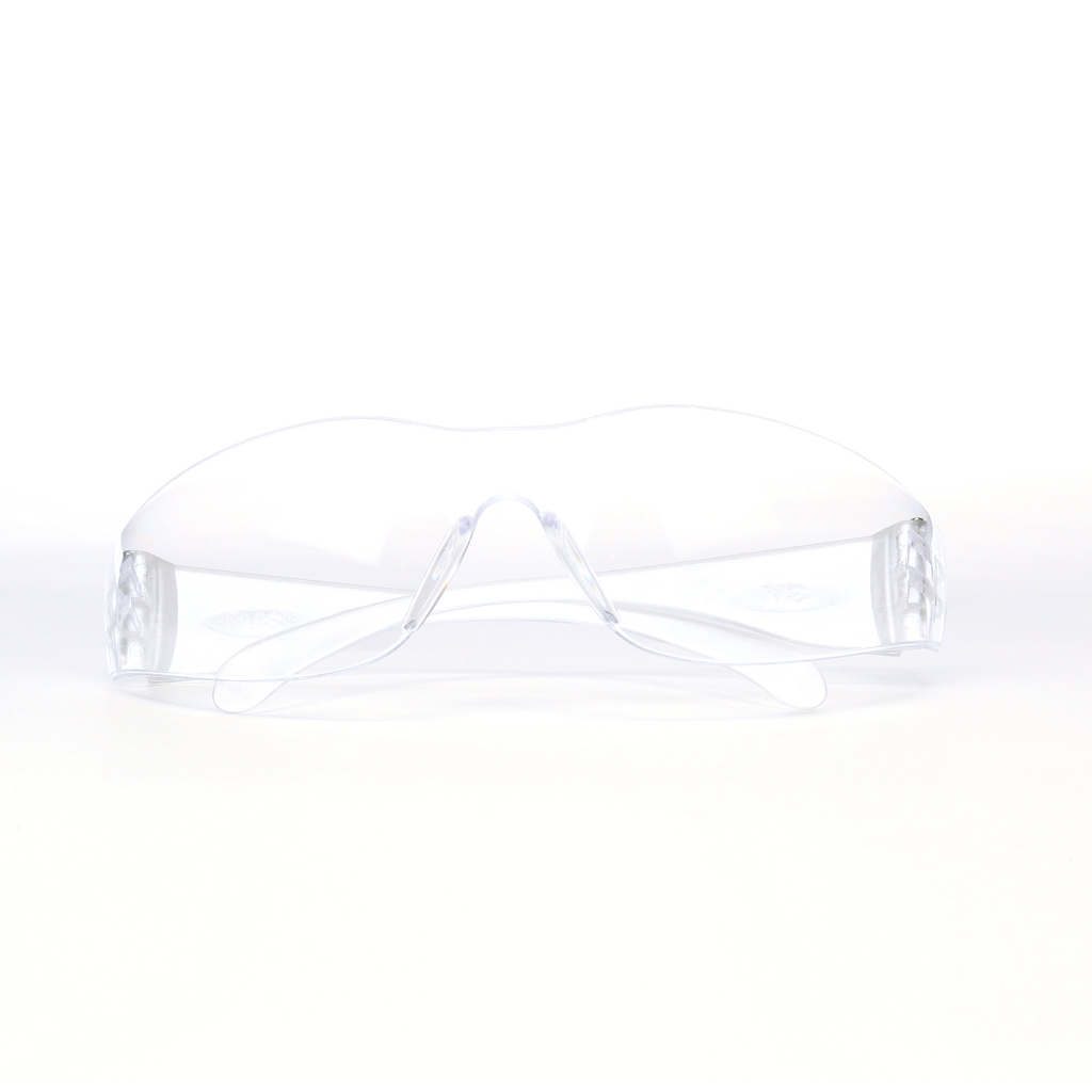 3M Industrial Safety 11228-00000-100 Clear Temple Uncoated Lens Protective Eyewear