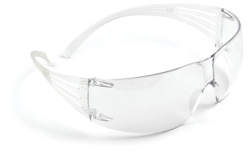 Mayer-3M™ SecureFit™ Safety Glasses SF201AS, Clear Lens, 20 EA/Case-1