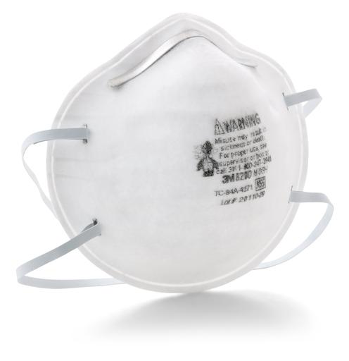 Mayer-3M™ Particulate Respirator 8200/07023(AAD), N95 160 EA/Case-1