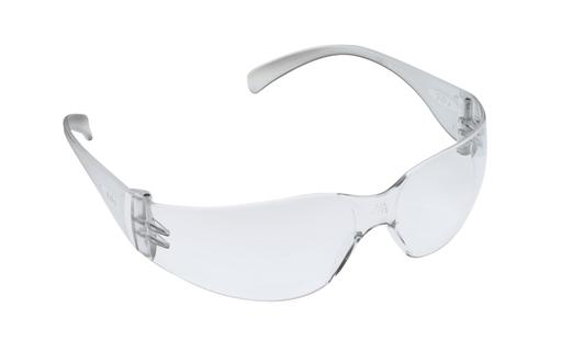 Mayer-3M™ Virtua™ Protective Eyewear 11329-00000-20 Clear Anti-Fog Lens, ClearTemple 20 EA/Case-1