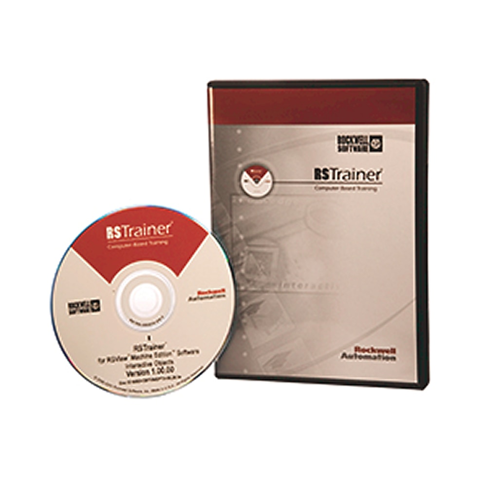 Allen Bradley 9393-RSTLINXENF RSTrainer Enterprise Edition RSLinx Software