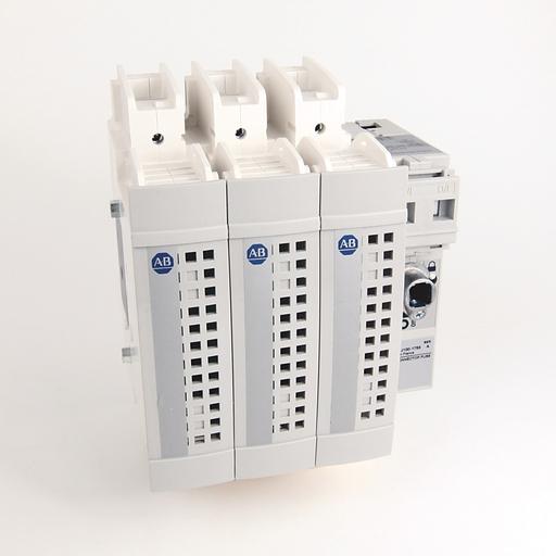 A-B 194R-J100-1753 DISCONNECT SWITCH OPEN J FUSE 100A 3POLE