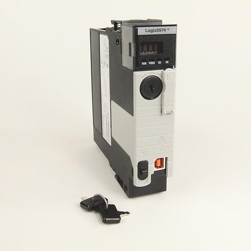 A-B 1756-L74K ControlLogix 16 MB Co