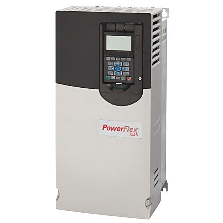 A-B 20G11GD065AA0NNNNN PowerFlex 755 480VAC 65A 50HP ND VFD