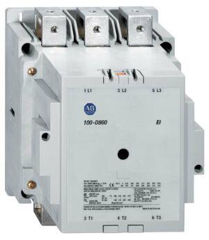 Allen Bradley 100-D630ED00 630 Amp MCS D IEC Contactor