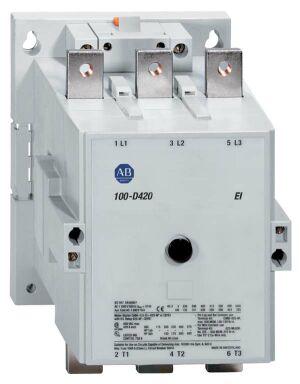 Allen Bradley 100-D300EA11 300 Amp MCS D IEC Contactor