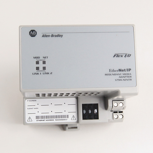 A-B 1794-AENTR FLEX ETHERNET/IP 2-PORT ADAPTER