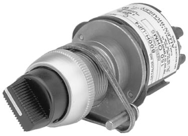 800H PB, Potentiometer, Type 7&9, Standard Barrel Length, Single Turn, 1 KOhm Resistance, Class I Div. 1 Application