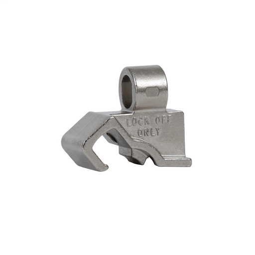 Auxiliary Contact, 1492-SPM, 188-J, and 1489 Miniature Circuit Breaker Accessory, Lockout Attachment, toggle mount, 2-4 poles