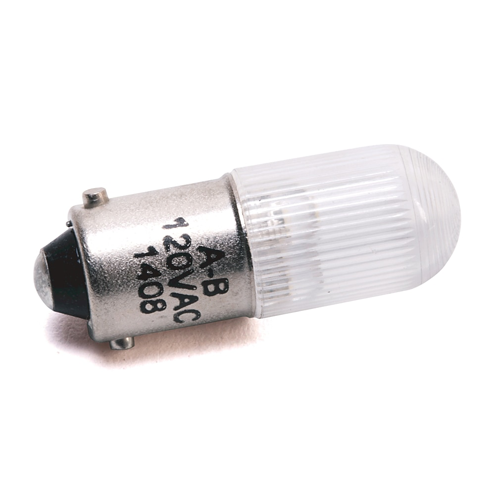 A-B 800T-N320W 120V WHT LED LAMP