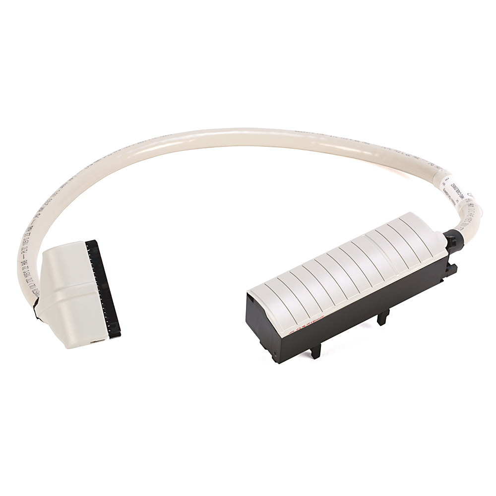 Pre-wired cable for Isolated 1756 16-pt I/O Modules, 40 conductors, #22 AWG, w/1756-TBCH connector & IFM 40-pin connector, length 2.0 meter (6.56 feet)