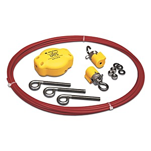 Lifeline Rope Tensioning System Installation Kit 20m (65.6 ft)