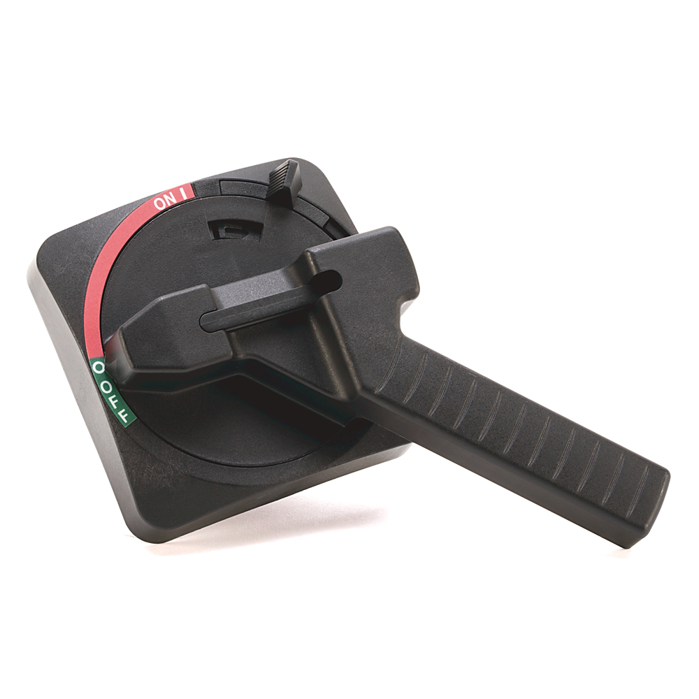 A-B 194R-HM4E DISCONNECT SWITCH RED-YELLOW HANDLE WITH DEFEATER MECH TYPE-3/3R/12/4/4X-IP66