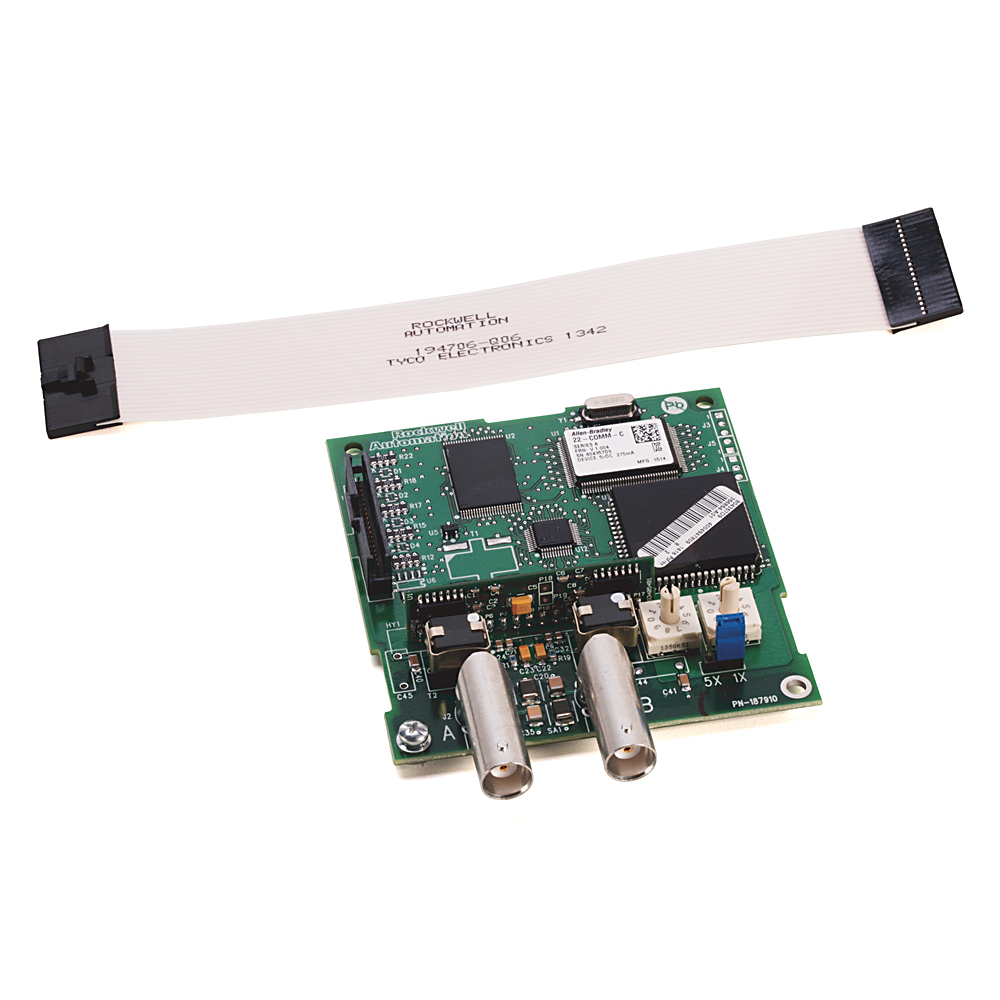 A-B 22-COMM-D DEVICENET COMM CARD (*requires adapter cover order separately)