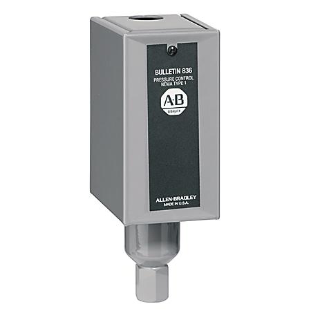 A-B 836-C12A PRESSURE CONTROL